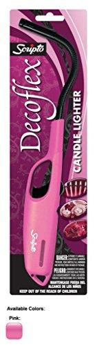 Scripto Decoflex Candle Refillable Lighter (3 Pack)