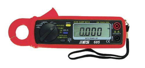 ESI 685 400 Amps DC/AC Current Probe/DMM with Frequency -  Electronic Specialties