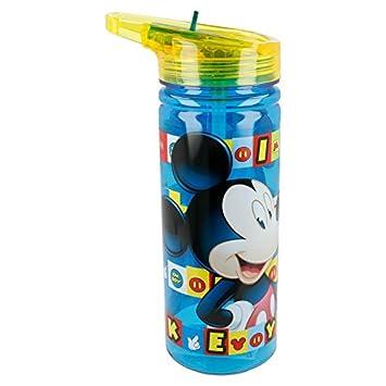 Stor Botella TRITAN 580 ML. Mickey Mouse Icons