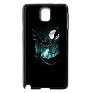 Samsung Galaxy Note 3 Cell Phone Case Black silentop meet the myth 12375 600x600 b p0000 DGR Phone Case Protective Plastic