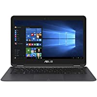 ASUS ZenBook Flip UX360CA-UHM1T 13.3 2-in 1 Laptop, Touchscreen, Intel Core m3-7Y30 Processor, 8GB RAM, 256GB Solid State Drive, Windows 10
