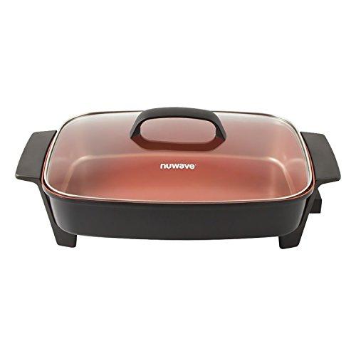 nuwave frying pan lids - 2