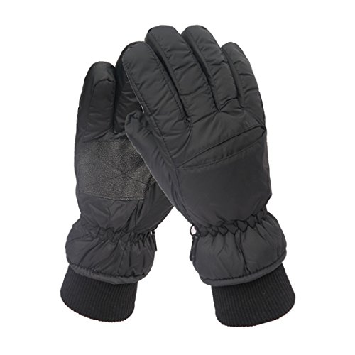 NORZERO Winter Gloves Mens Extreme Snowboard and Ski Gloves, Waterproof & Windproof, Winter Sports Thermal Heat Warmth