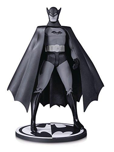 1st Collectible - Entertainment Earth Batman Black & White 1st Appearance by Bob Kane Figure
