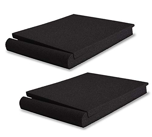 - XL-Pro Studio Monitor Isolation Pads for 6.5