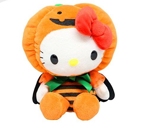 Hello Kitty Sanrio Mascot Plush (Sanrio Hello Kitty Halloween)
