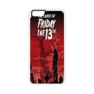 iPhone 6 Plus 5.5 Inch Phone Case Friday The 13TH Gb5484