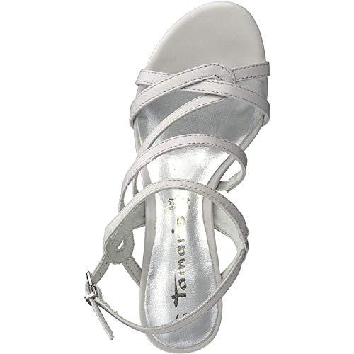 Sandalias Para 1 Mujer Tamaris 20 Grau 28386 qn6ntT