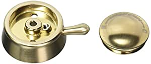 Delta Faucet RP47198CZ Innovations Temp Knob Cover, Champagne Bronze
