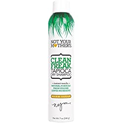 Not Your Mother's Clean Freak Tapioca Dry Shampoo, 7 Ounce
