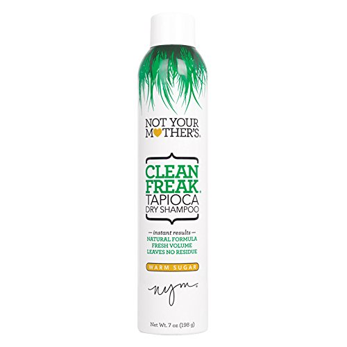 Clean Shampoo (Not Your Mother's Clean Freak Tapioca Dry Shampoo, 7 Ounce)