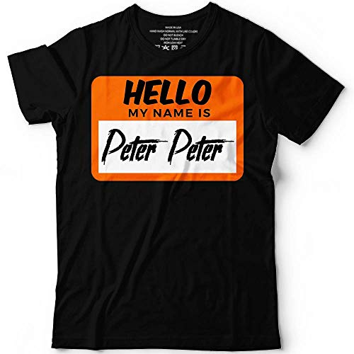 Hello My Name Is Peter Peter Funny Pumpkin Eater Halloween Costume Shirt Customized Handmade Hoodie/Sweater/Long Sleeve/Tank Top/Premium -