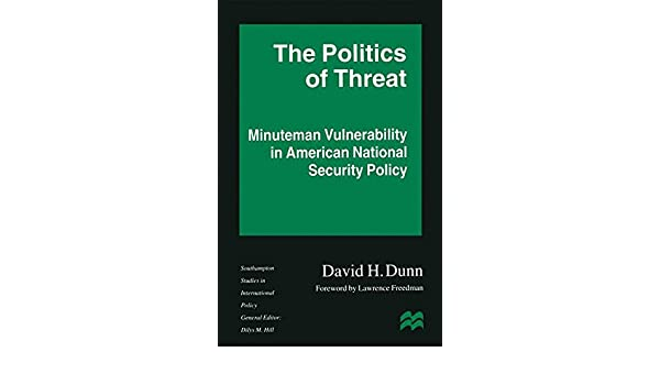 Minuteman Vulnerability in American National Security Policy
