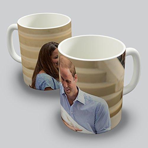 The Royal Baby George Alexander Louis Souvenir Mug Prince William And Kate Middleton
