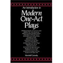 An Introduction to Modern One Act Plays