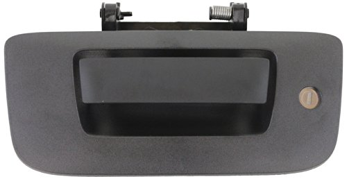 Genuine GM Accessories 22755305 End Gate Handle
