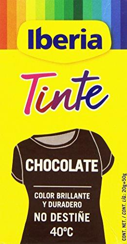 🥇 Iberia Tinte Textil Color Chocolate – 70 gr