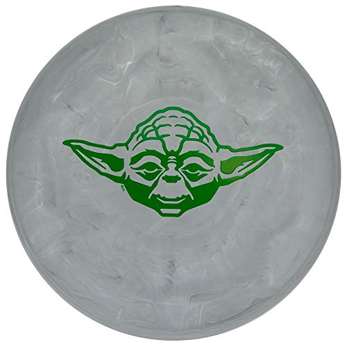 Discraft Star Wars Yoda Head Pro D Challenger Putt and Approach Golf Disc [Colors May Vary] - 173-174g