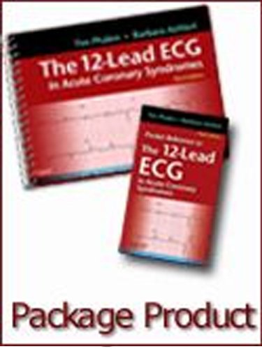 323077854 - The 12-Lead ECG in Acute Coronary Syndromes - Text and Pocket Reference Package, 3e