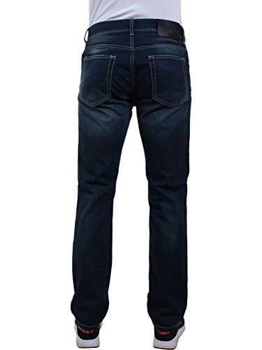 LTB Herren Jeans Sawyer - Slim Fit - Blau - Arlington Wash, Größe:W 30 L 30, Farbe:Arlington Wash (2241)