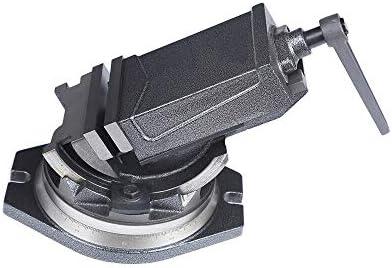 5「」125ミリメートルインクラインジョー125ミリメートルのフライス工具バイス幅は鋳鉄