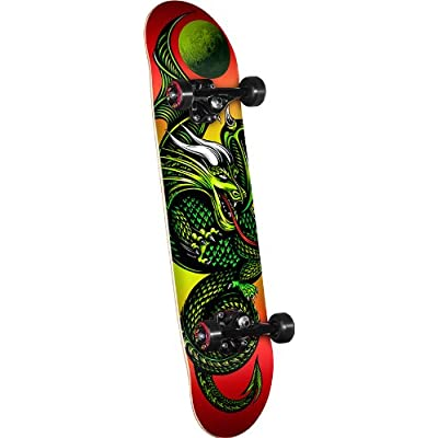 Powell Golden Dragon Knight Dragon 2 Complete Skateboard : Sports & Outdoors