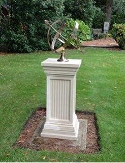Large Garden Sundial Armillary