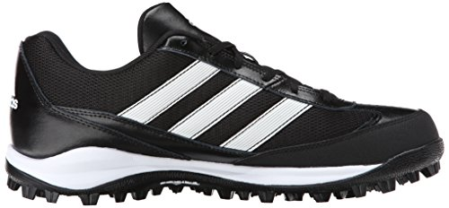 adidas Mens Freak X Carbon Mid Football Shoe Black/White/Black 1JcjaAl