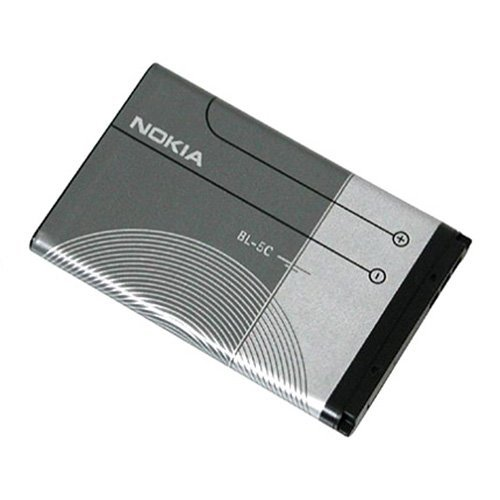 OEM Nokia BL-5C Battery 6682 6600 6620 N-Gage 7600 1100, 1680, 2270, 2285, 2610, 3100, 3660, 3600, 3610, (Nokias C2)
