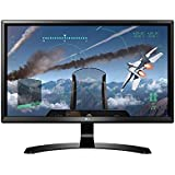 LG 24UD58 24 inch 4K UHD IPS Monitor (3840 x 2160, 2x HDMI, DisplayPort, 250 cd/m2, 5ms, AMD Freesync)