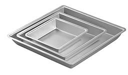Wilton Aluminum Performance Pans 3 Piece Diamond Pan Set