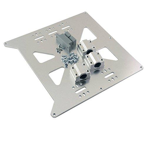 RepRap Champion Prusa i3 RepRap 3D Printer Aluminum Y Carriage - Import It  All