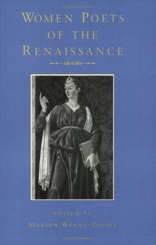 Women Poets of the Renaissance