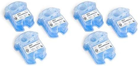 6 Pack Braun Syncro Shaver System Clean & Renew Cartridge Refills CCR3 by Sawan Shop