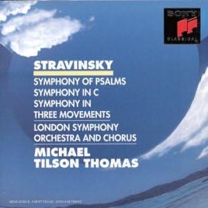 Stravinsky Symphony in C
