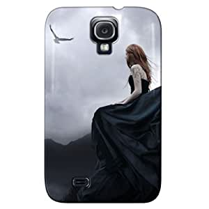 Slim Fit Protector For Galaxy S4 Protective Case Silver Isyof56WOt