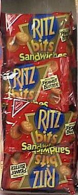 SNACK RITZ BIT PNT BTTR (Ritz Bits Butter Peanut)