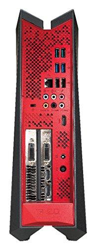 ASUS ROG G20CB-WS71 3.4GHz i7-6700 Torre Negro, Rojo PC - Ordenador de sobremesa (i7-6700, Torre, HDD+SSD, Intel Core i7-6xxx, DVD Super Multi, Negro, ...