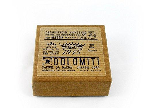 Dolomiti Shave Soap Refill 150g shave soap by Saponificio ()