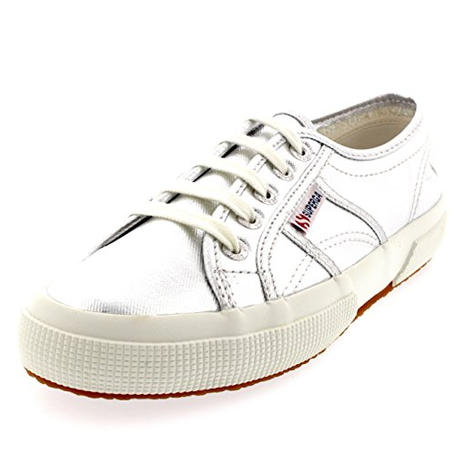 Cotmetu 2750 Trainers Plimsoll Silver Metallic Superga Top Low Casual Womens FPOfqx