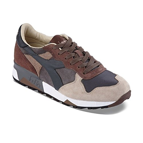 Diadora - Trident 90 S SW Grey - Sneakers Men Gris