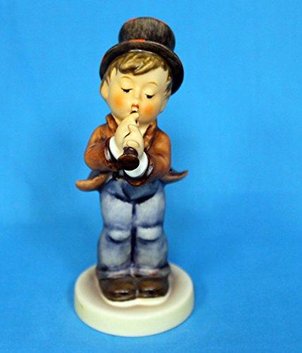 - Hummel Goebel 85 - Serenade Little boy with flute -