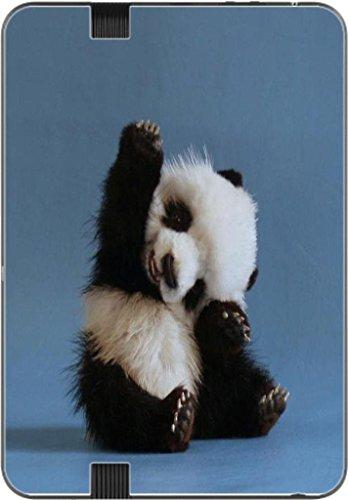 Cute Baby Panda Design Print Image Kindle Fire HD 7 Vinyl Decal Sticker Skin by Trendy Accessories (Kindle Fire Hd Decal Skin compare prices)