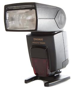 Yongnuo YN568EXN-USA i-TTL Speedlite Flash for Nikon, GN58, High-Speed Sync, US Warranty (Black) from Yongnuo Usa