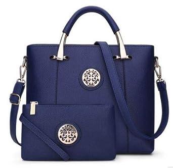 Amazon.com: Bolsas de lujo para mujer 2018, bolsas de hombro ...