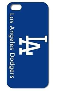 Tomhousmick design MLB Los Angeles Dodgers Iphone 5 5S Case Cover
