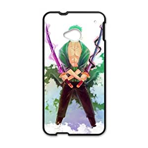 HTC One M7 Cell Phone Case Black Zoro A9537868