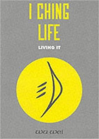I Ching Life: Living it