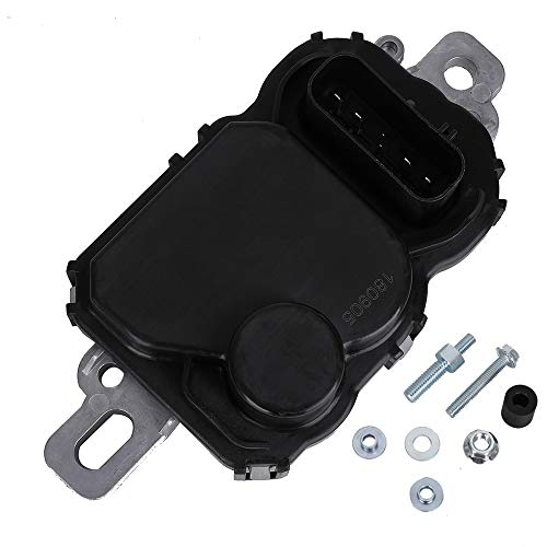 (Fuel Pump Driver Module FPDM with Mounting Bolts for Ford Lincoln Mercury Mazda Replace # 4L3Z9D370A 5L8Z9D370A 6C2Z9D372A 590-001)