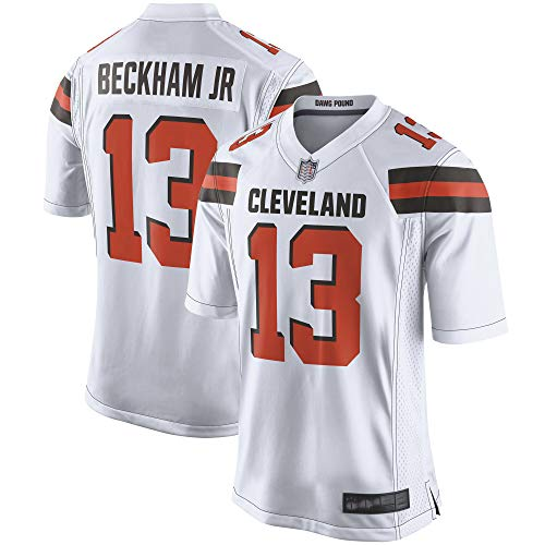 Men's/Women's/Youth Odell_Beckham_Jr_#13_Browns Sports Cleveland Game Player Jersey L